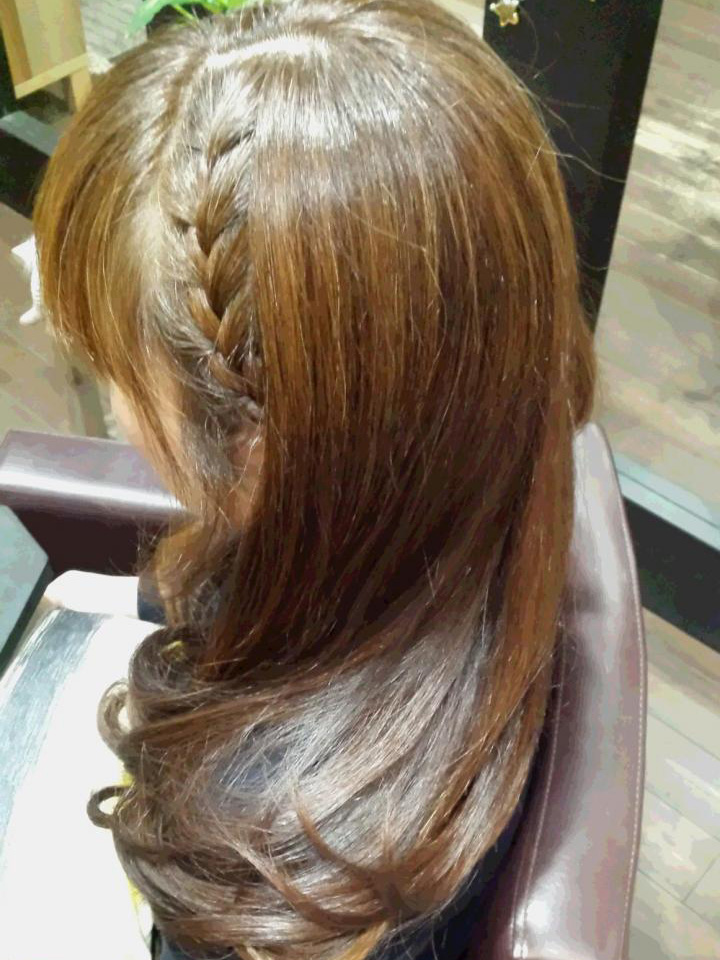 hair a.f.(ヘアーエフ)のこだわり