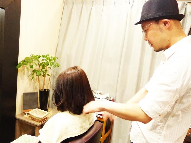 西宮市の美容室 hair a.f.(ヘアーエフ)